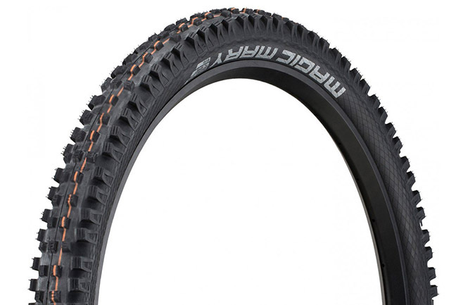SCHWALBE MAGIC MARY 27.5 X 2.4 SUPER TRAIL ADDIX SOFT