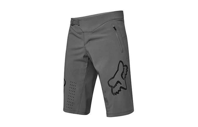 FOX DEFEND SHORTS 2020 PEWTER