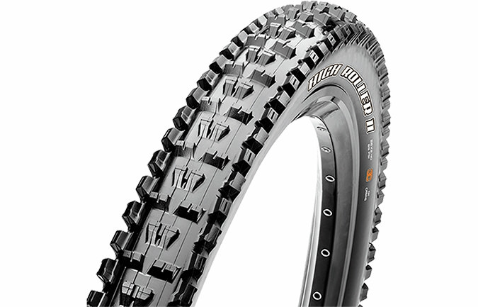 "MAXXIS HIGH ROLLER II 27,5"" x 2,4"" EXO DUAL COMPOUND"