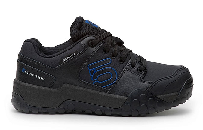 FIVE TEN IMPACT LOW BLACK/BLUE