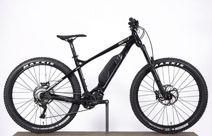 META HT POWER RACE 650B+ 2017 (M)