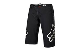 FOX FLEXAIR DAMEN SHORTS SCHWARZ/CHROM 2018