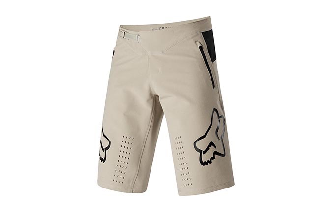 FOX DEFEND SHORTS HELLBEIGE