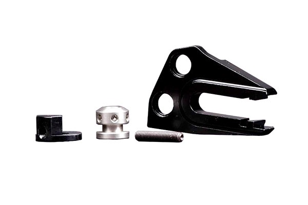 REAR HANGER RIGHT HORIZONTAL W/ CHAIN TENSIONER for ABSOLUT AL, 4X &