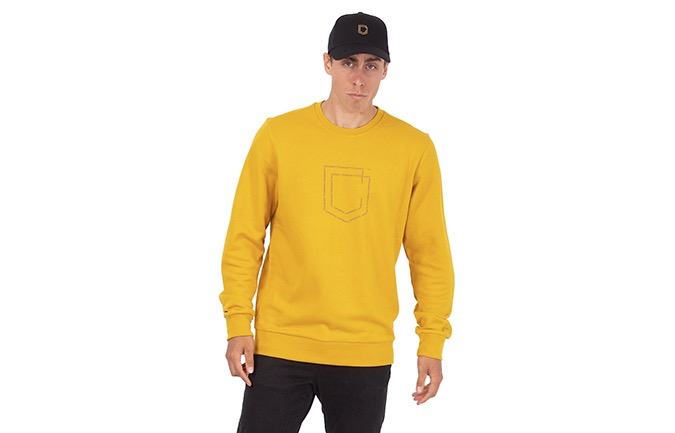 COMMENCAL SHIELD CREWNECK 2020 SENF