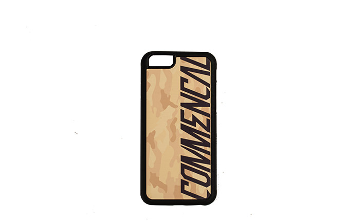 IPHONE CASE 6/6S CAMO 2017