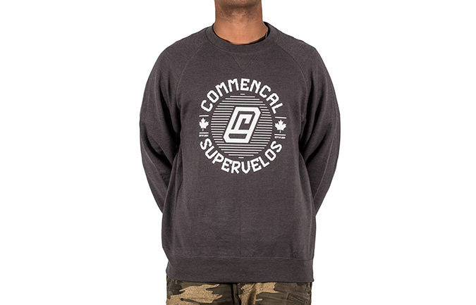 SWEATSHIRT CHIP GREY