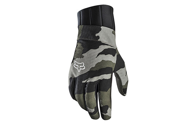 HANDSCHUHE FOX DEFEND PRO FIRE GREEN CAMO 2019