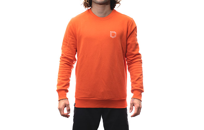 CREWNECK COMMENCAL ORANGE