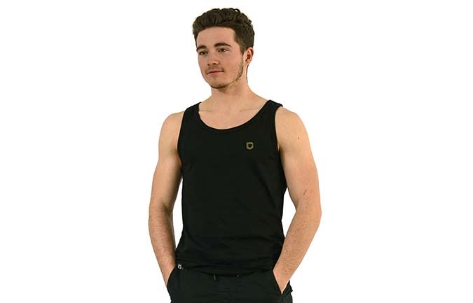 COMMENCAL TANK TOP 2020 SCHWARZ
