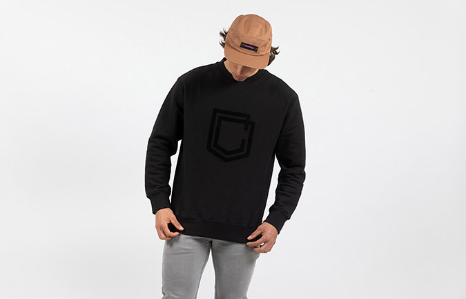 COMMENCAL CREWNECK LOOSE FIT