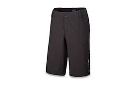 DAKINE ZELLA DAMEN SHORTS BLACK