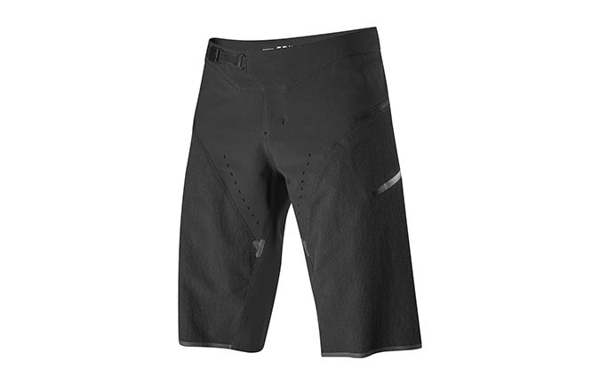 FOX DEFEND KEVLAR SHORTS SCHWARZ