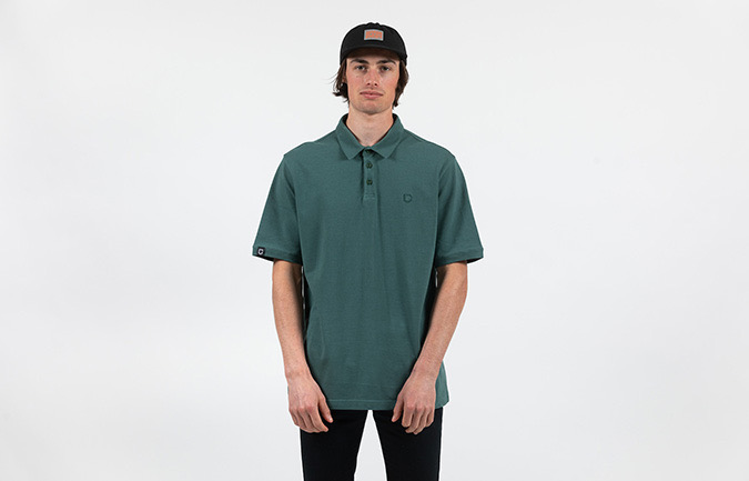 COMMENCAL POLO SHIRT SWAMP