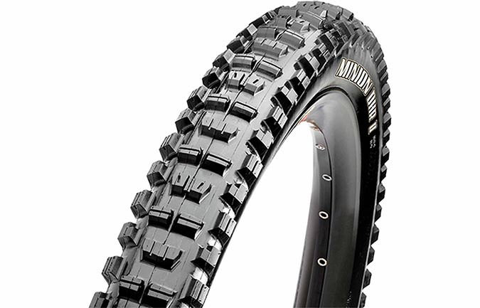 "MAXXIS MINION DHR II 27,5"" x 2,40"" DH CASING SUPERTACKY"