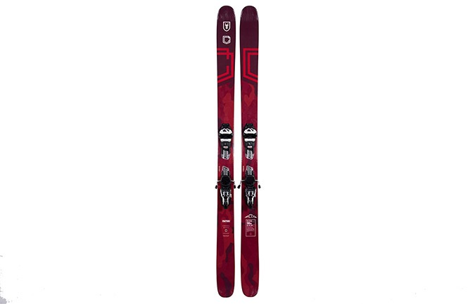 COMMENCAL META SKIS 190 + BINDUNG MARKER GRIFFON 13 TCX DEMO