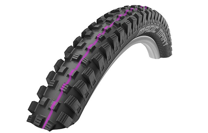 "SCHWALBE MAGIC MARY 27,5"" x 2,35"" DH ADDIX ULTRA SOFT"