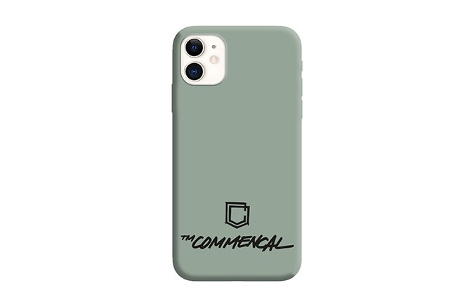 COMMENCAL IPHONE 11 HÜLLE HERITAGE GREEN