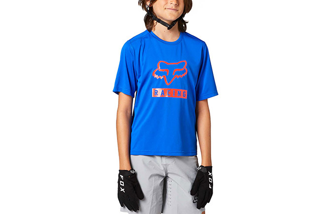 FOX KIDS RANGER KURZARM TRIKOT BLUE