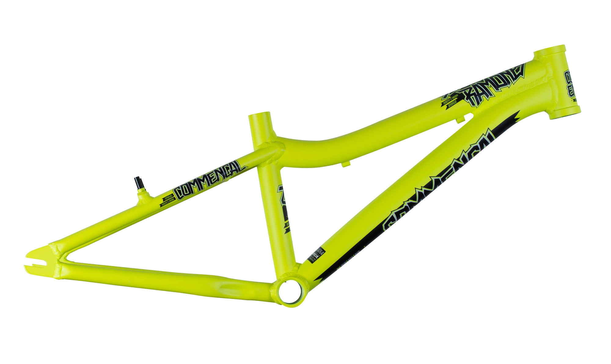 FRAME RAMONES 20 YELLOW W/DECAL