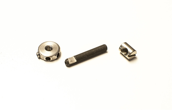 ADJUSTABLE LEFT OR RIGHT DROP OUTS KIT for SUPREME DH V2 2007-2010