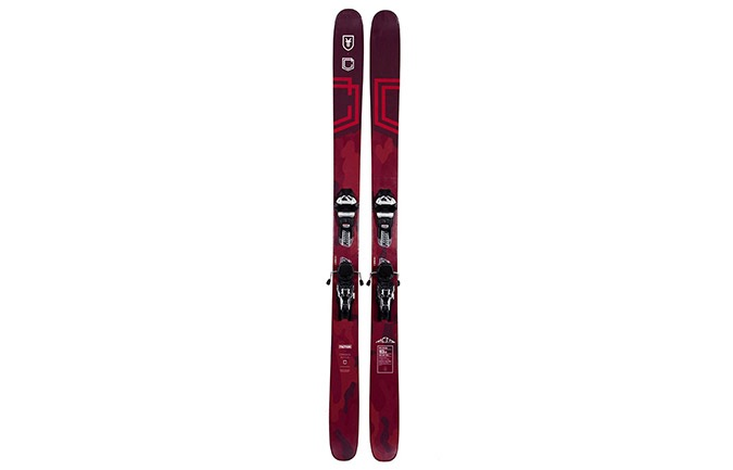 COMMENCAL META SKIS 183 + BINDUNG MARKER GRIFFON 13 TCX DEMO