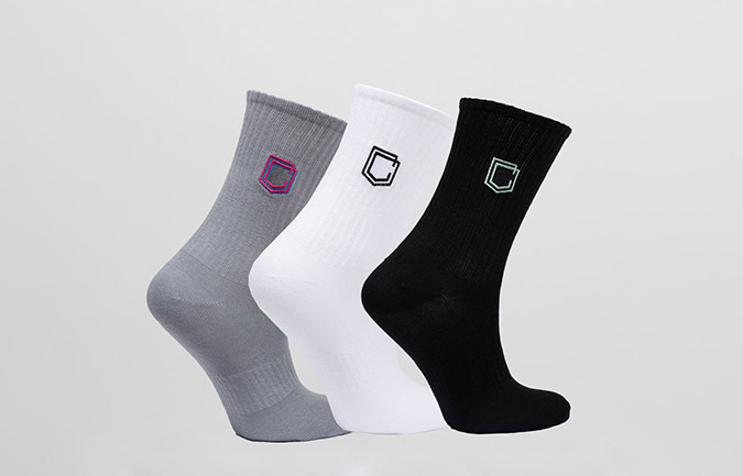 COMMENCAL LEICHTE LIFESTYLE SOCKSEN PACK