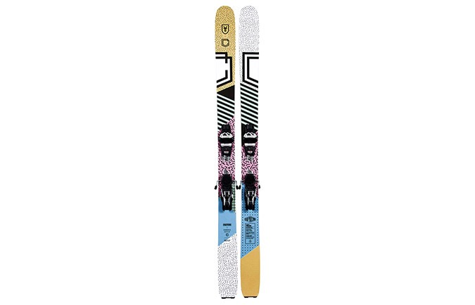 COMMENCAL SUPREME SKIS 182 + BINDUNG MARKER GRIFFON 13 TCX DEMO