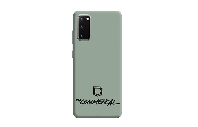COMMENCAL SAMSUNG GALAXY S20 HÜLLE HERITAGE GREEN