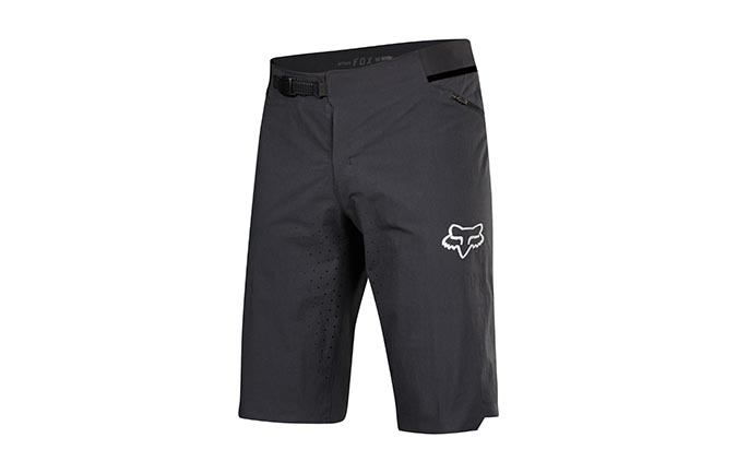FOX ATTACK NO LINER SHORTS SCHWARZ 2018