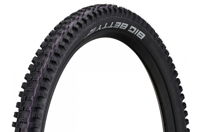 SCHWALBE BIG BETTY 27.5 X 2.4 SUPER DOWNHILL ADDIX ULTRA SOFT