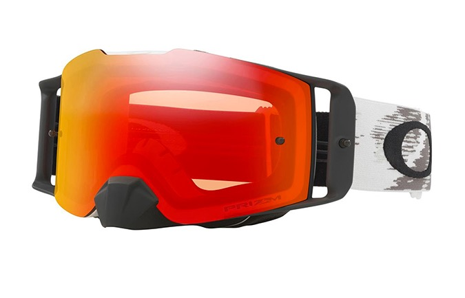OAKLEY FRONT LINE MX MATT WEISS SPEED, PRIZM TORCH IRIDIUM