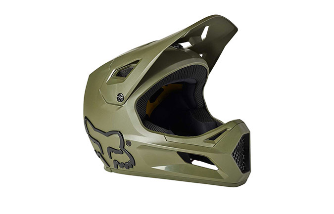 FOX RAMPAGE HELM OLIVE GREEN