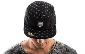 SCHIRMMÜTZE FIVE PANEL COMMENCAL 2018