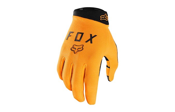 FOX KIDS RANGER HANDSCHUHE OPEN ORANGE 2019
