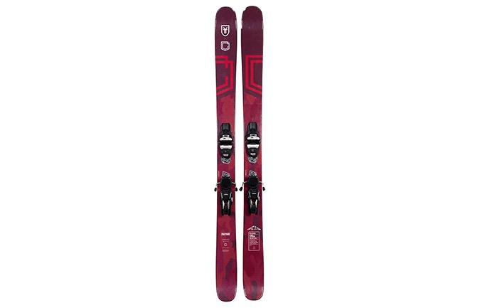 COMMENCAL META SKIS 177 + BINDUNG MARKER GRIFFON 11 TCX DEMO