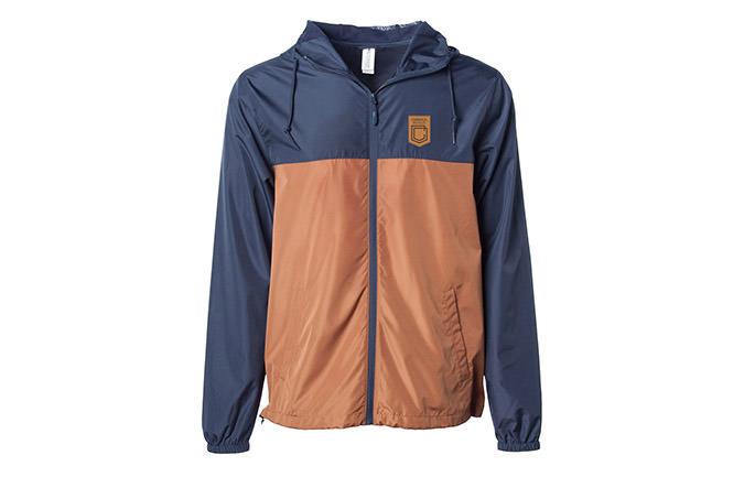 CLASSIC JACKE NAVY / ORANGE 2018