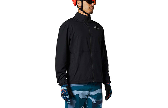 FOX RANGER WINDBREAKER BLACK