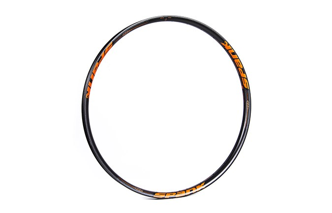 SPANK SPIKE 350 FELGE 650B 30MM ORANGE