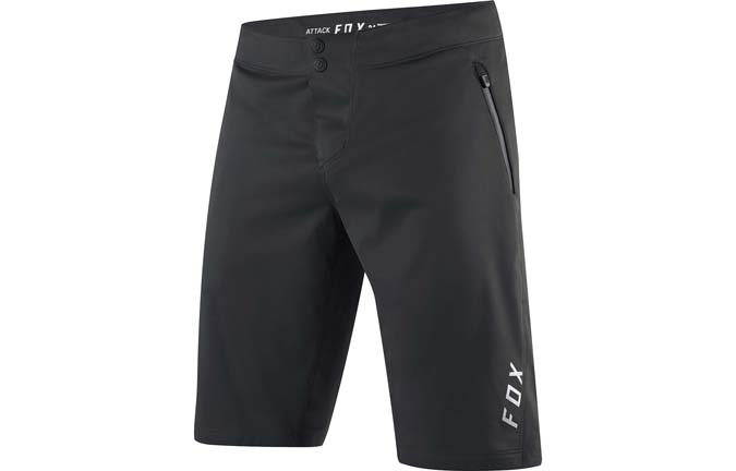 FOX ATTACK WATER SHORT BLACK