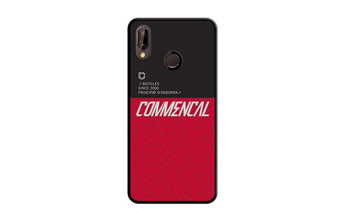 COMMENCAL HÜLLE FÜR HUAWEI P20 LITE ROT 2019