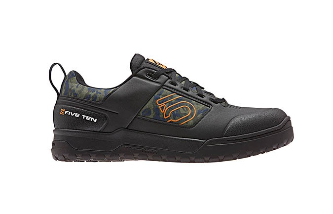 FIVE TEN IMPACT PRO SCHWARZ/ORANGE