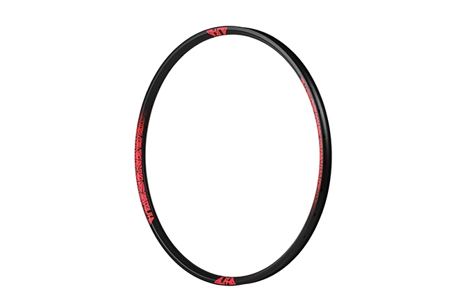 RIDE ALPHA ENDURO RIM 26 PINK