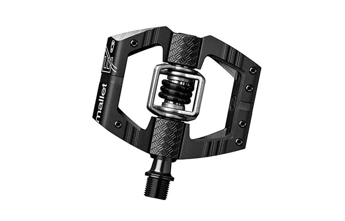 PEDALE CRANKBROTHERS MALLET E SCHWARZ